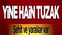 PKK'lıların tuzakladığı patlayıcı infilak etti: 2 askerimiz şehit düştü