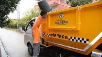 Yüreğir'de 'Çöp Taksi' uygulaması başladı