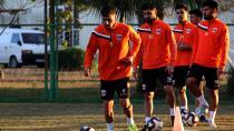 Adanaspor'da Menemenspor maçı hazırlıkları başladı