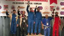Adana'nın gururu oldular!