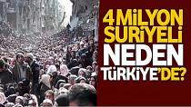 Nüfusumuzun yüzde 5'i Suriyeli...