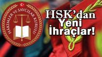 18 hakim ve savcı FETÖ'den açığa alındı