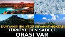Göbeklitepe dünyanın en iyi 25 seyahat noktası arasında yer aldı