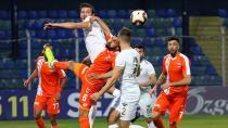 Adanaspor evinde kan kaybetti: 0-0