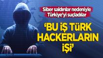 Türkiye siber saldırılara maruz kalıyor!