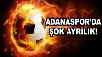 Adanaspor Engin İpekoğlu ile yolları ayırdı...