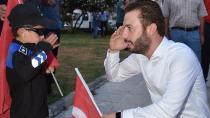 Başkan Aydar'dan 'Bayrak' Tepkisi...