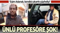 Prof. Dr. Zeki Fındıkoğlu'na hırsız şoku!
