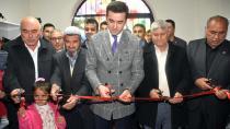Karaisalı'da Kreş ve Gündüz Bakımevi Hizmete Açıldı