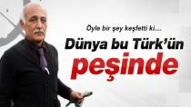Roket yakıtı mucit Türkiye'de tehdit ediliyor!
