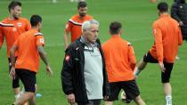 Adanaspor'da Keçiörengücü maçı hazırlıkları sürüyor