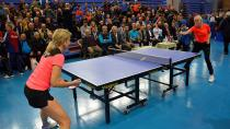 Masa tenisi turnuvası iptal edildi...