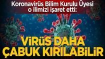 Prof. Dr. Taşova, 'Adana'da virüs daha çabuk kırılabilir'