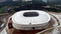 Yeni stadyumda sona gelindi...