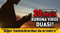 İnternetten 20 TL'ye 'koronavirüs duası' satıyorlar