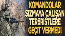 Barış Pınarı bölgesinde 9 terörist öldürüldü!