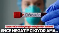 Virüs de yalancı negatif şaşırtıyor!