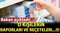 İlaç ve Tıbbi malzeme bedelini SGK karşılayacak