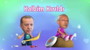 R.T.E & Kemal Kılıçdaroğlu - Kalbim Kırıldı