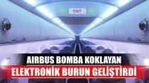 Uçaklarda koronavirüse karşı yeni çözüm: Elektronik burun!