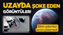 NASA yayınladı! Dünyayı şaşkına çeviren görüntü