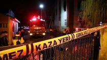 Polisten kaçmaya çalışan şüpheliler kaza yapınca yakalandı