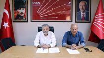 CHP'li başkanlar'dan AK Partili Ay'a tepki