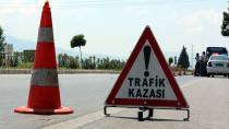 Adana'da dört ayrı kazada 6 kişi yaralandı...