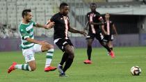 Adanaspor 'can' çekişiyor 0-1
