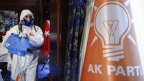 Ak Partili Ahmet Akan'ın testi pozitif çıktı...