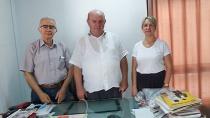 Ukraynalı Tarı ÇGC'den yardım istedi