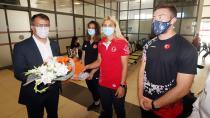 Adana Gençlik ve Spor İl Müdürü Çintimar, göreve başladı