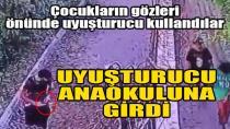 Uyuşturucu bağımlıları Adana'da cirit atıyor!