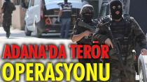 Adana'da muvazzaf askerlere göz altı....