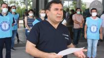 Sağlıkçılar sitemli; 'Sağlık Bakanlığına sesimizi duyuramadık'
