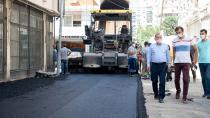 Seyhan'da sokaklar, 12 ekiple bakımdan geçiriliyor
