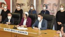 AK Parti'li kadınlar, Dilipak hakkında suç duyurusunda bulundu