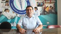 Nennioğlu; Sağlıkçılar iş ve vergi yüküyle eziliyor'