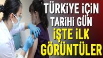 Türkiye için tarihi gün! İlk corona virüs aşısı yapıldı