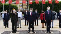 Adana'da Gaziler Günü törenle kutlandı