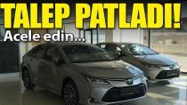 """""""ÖTV düzenlemesi alt segment araçlara talepleri arttırdı"""""""
