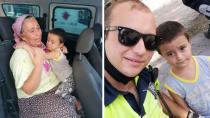 Adana'da polisin dikkati kayıp çocuğu ailesine kavuşturdu