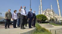 İnci, Huzurlu Adana için çalışıyoruz!