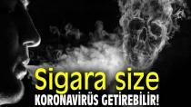 Sigara içenler dikkat! Önemli uyarı...