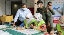Türk ve Suriyeli çocuklar etkinlikle kaynaşıyor!
