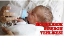 Ebeveynler dikkat! Bebeklerde biberon tehlikesi...