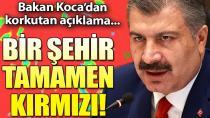 Salgın tüm Türkiye'de yeniden tırmanışa geçti...