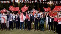 Seyhan'dan Cumhuriyet Bayramı coşkusu