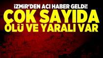 İzmir'den acı haberler peş peşe geliyor...