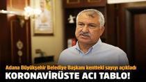Zeydan Karalar Adana'daki rakamları açıkladı